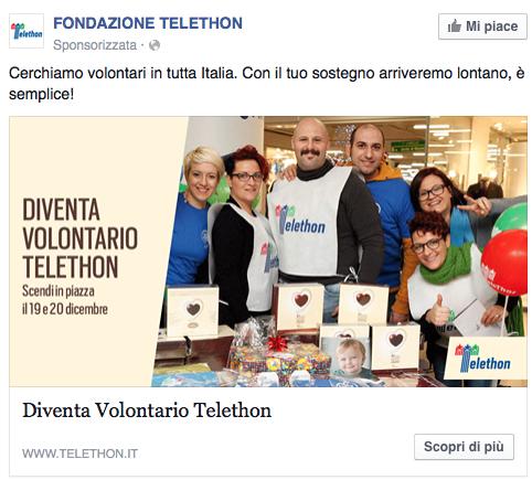 banner fondazione telethon