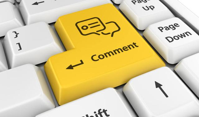 i commenti sono utili o dannosi?